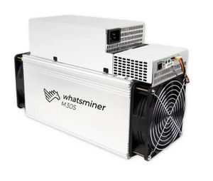 Whatsminer M32S 62Th/s 3348W