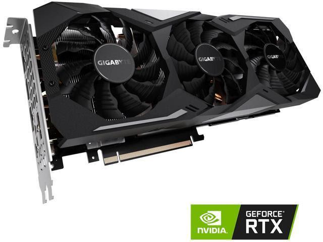 GIGABYTE GeForce RTX 2080 Ti GAMING OC 11G Graphics Card, 3 x WINDFORCE Fans, 11GB 352-Bit GDDR6, GV-N208TGAMING OC-11GC Video Card
