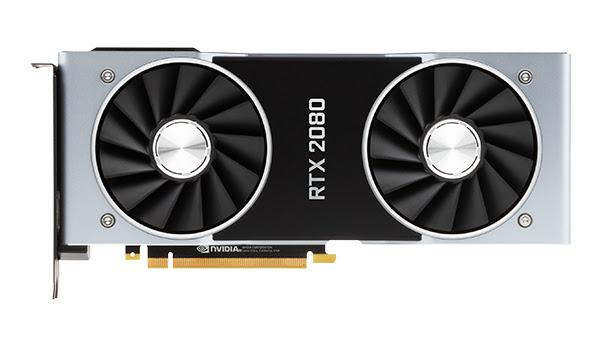 NVIDIA GeForce RTX™ 2080