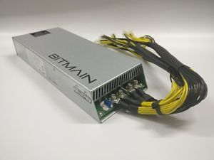 APW7 Newest Power Supply For Bitmain Miners