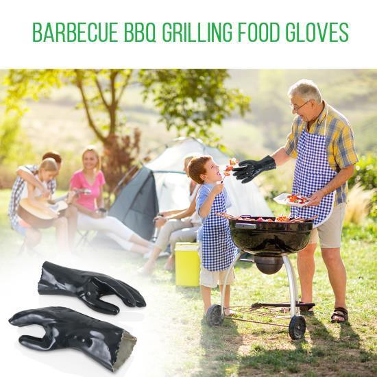Barbecue BBQ Grilling Food Gloves (PKGLV05)