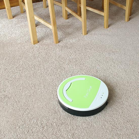 Pyle Pure Clean Smart Robot - Automatic Vacuum Floor Cleaner - PUCRC15