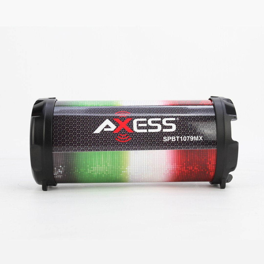 AXESS- Mexico Portable Bluetooth Speaker (SPBT1079MX)