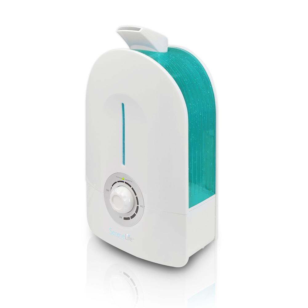 SereneLife Cool Mist Ultrasonic Humidifier (PHUMDIF3)
