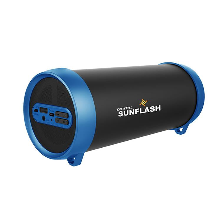 "Digital Sunflash- 2.5"" BLUETOOTH HI-FI PORTABLE SPEAKER (SF-8BT)"