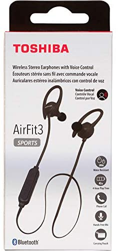 Toshiba Air Fit 3, Wireless Bluetooth Earbuds (RZE-BT315E)