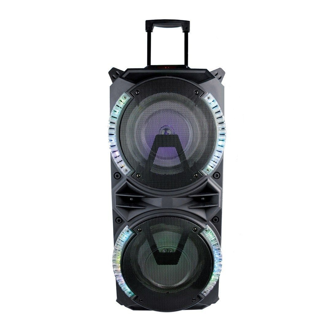 PABT6014 Bluetooth Rechargeable PA Speaker with Dancing LED Lights