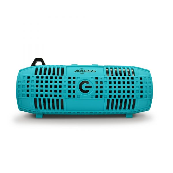 Bluetooth IPX7 Waterproof Speaker with Rugged Silicon Body