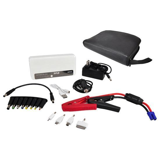 Pyle Universal Jump Start / Emergency Backup Battery Power Bank System (PBPK42)