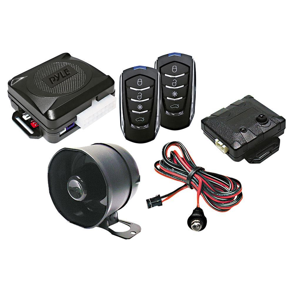 Pyle 4-Button Car Remote Door Lock Vehicle Security System (PWD701)