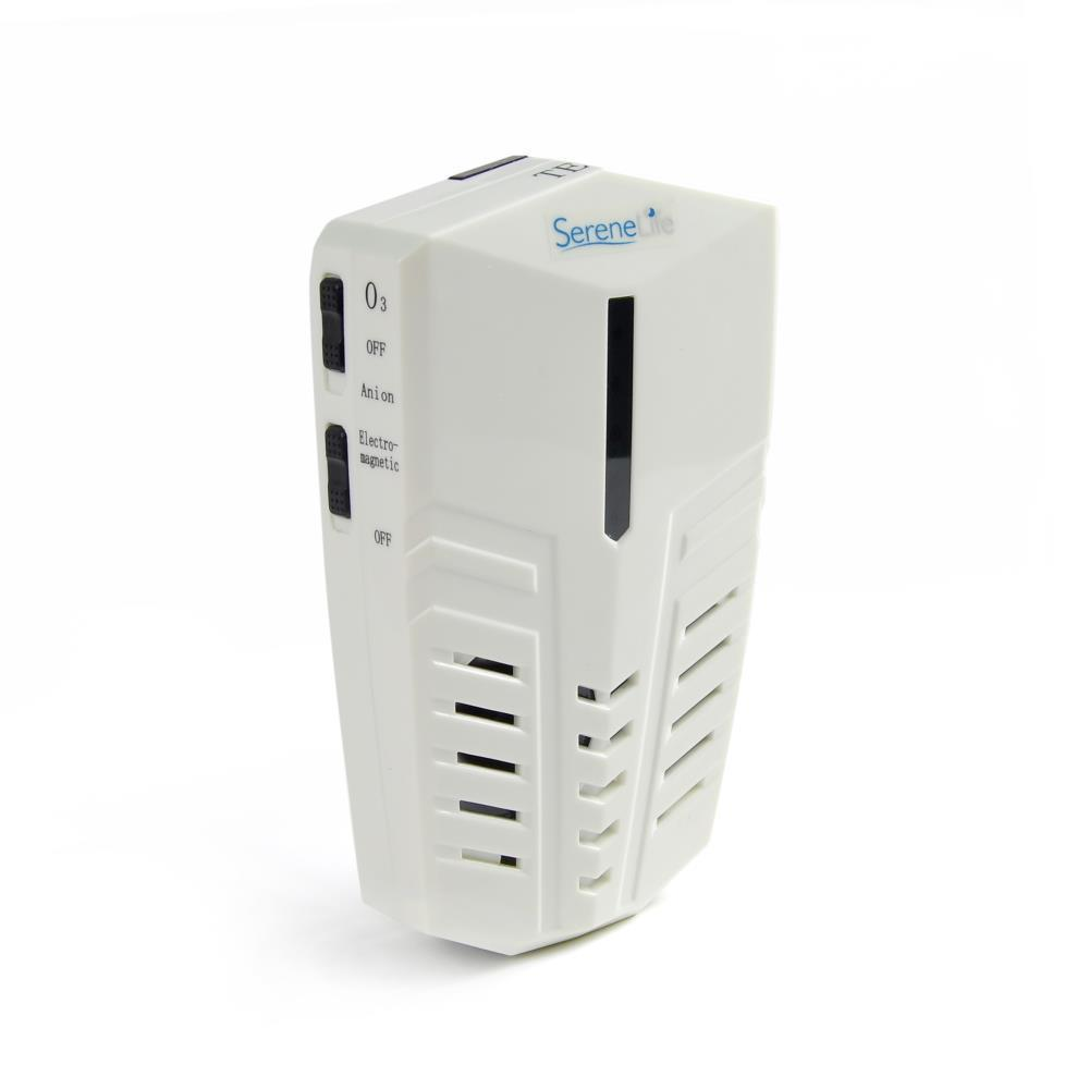 SereneLife Electronic Rodent & Bug Repeller, Plug-in Pest Control (Works for Rats, Mice, Cockroaches, Mosquito, etc.) (PSLPST13)