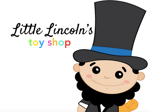 Little Lincoln's Toy Shop Logo