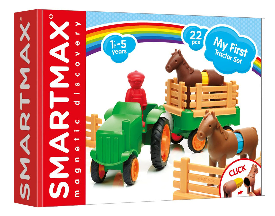 Image of SmartMax My First Tractor Set