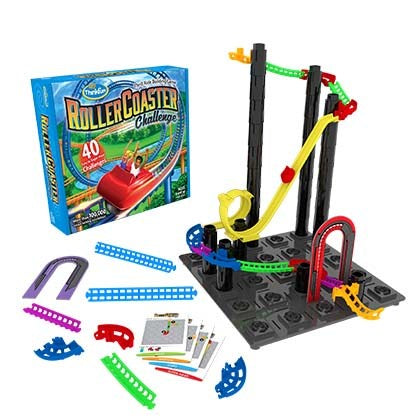 Image of Roller Coaster Challenge and Packaging