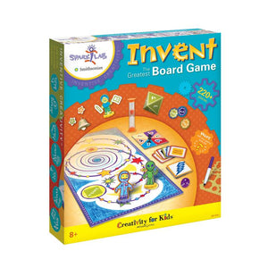 Image of Invent Board Game Packaging