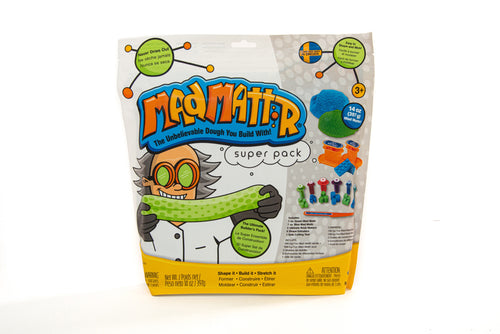 Image of Mad Mattr super pack packaging