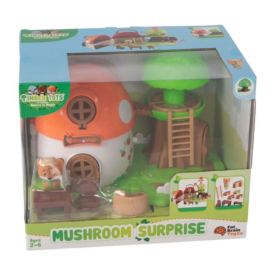 Image of Timber Tots Mushroom Surprise
