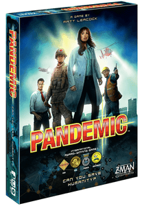 Image of Pandemic game packaging