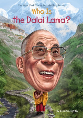 Image of Who Is the Dalai Lama? book cover