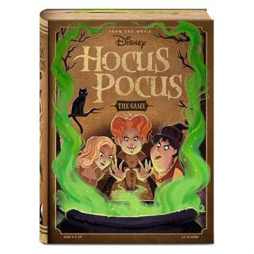 Image of Disney: Hocus Pocus the Game packaging