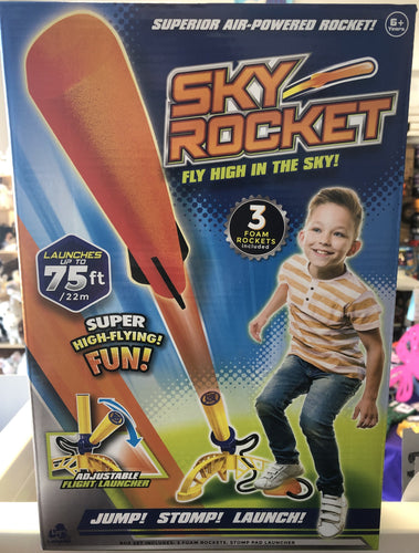 Image of Sky Rocket packaging
