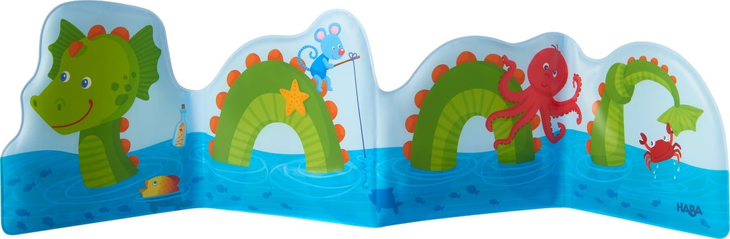 Image of Bath Book Water Dragon from HABA
