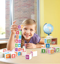 Image of child playing 10 to the Top game