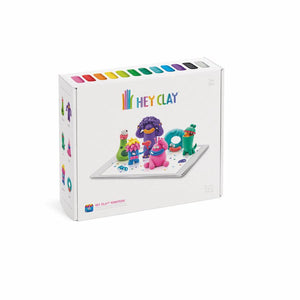 Image of Hey Clay Monsters packaging