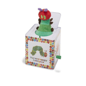 Image of The Very Hungry Caterpillar in the Box