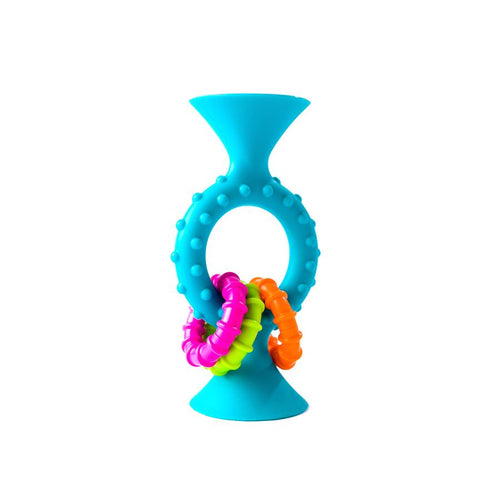 Image of Teal pipSquigz Loops