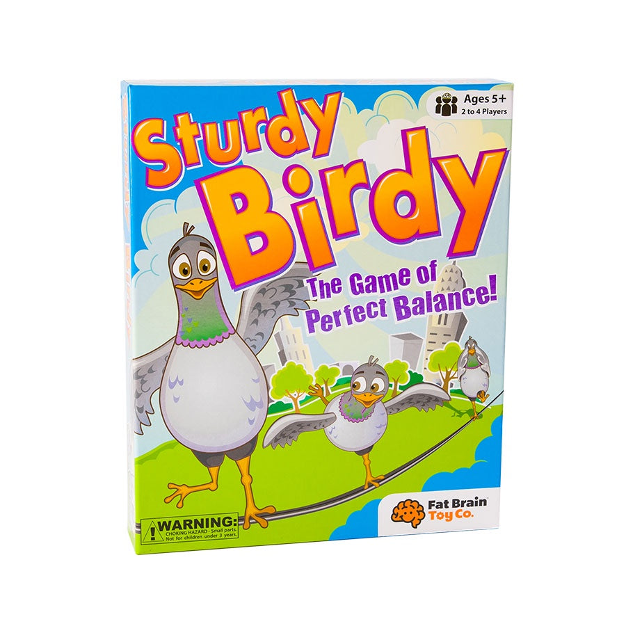 Image of Sturdy Birdy Packaging