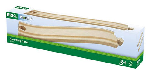 BRIO Acending Tracks - BRIO Add-on Pieces
