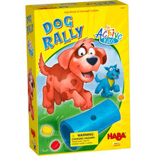 Image of Dog Rally packaging