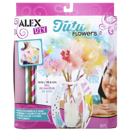 Image of Tutu Flowers Packaging