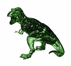 Image of T-Rex Crystal 3D Puzzle