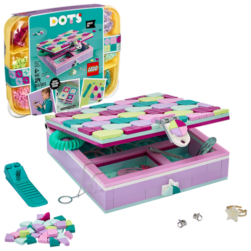 Image of LEGO® Dots Jewelry Box