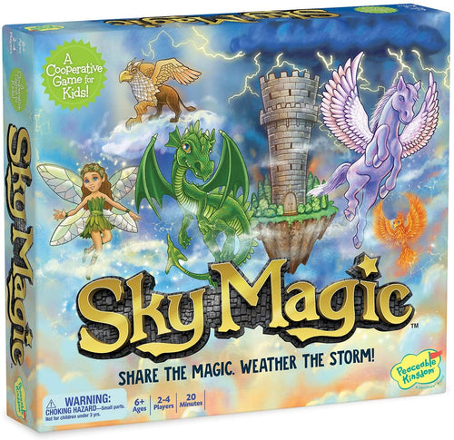 Image of Sky Magic Packaging