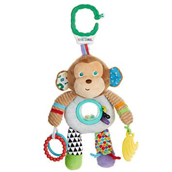 Image of Eric Carle Developmental Monkey
