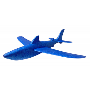 Image of assembled shark glider