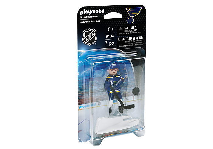 Image of St. Louis Blues Player