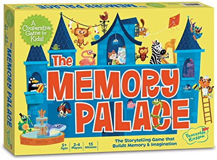 Image of The Memory Palace Packaging