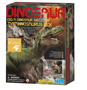 Image of Dig A Dino packaging