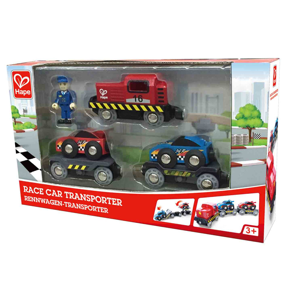 Image of Race Car Transporter in packaging