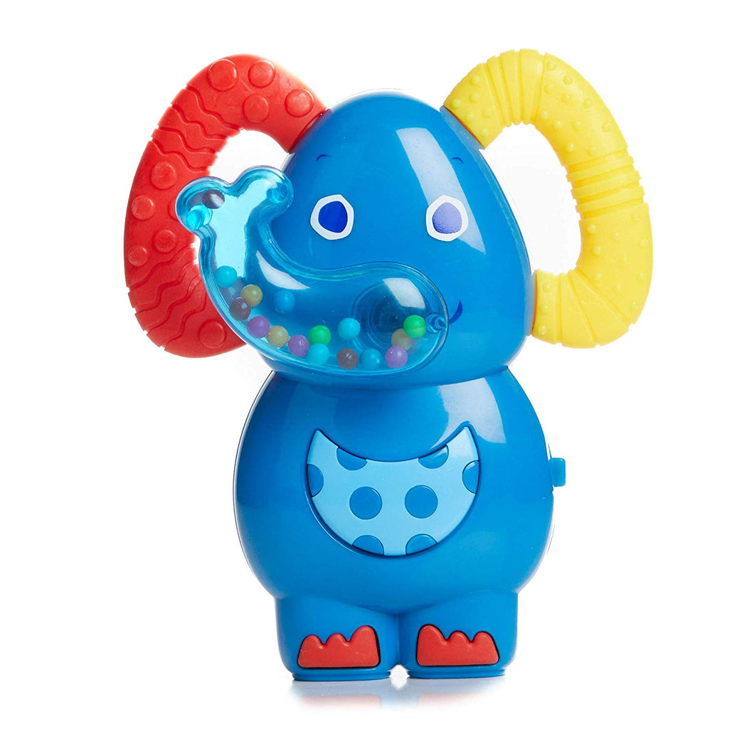 Image of Eric Carle Sound and Music Elephant Teether