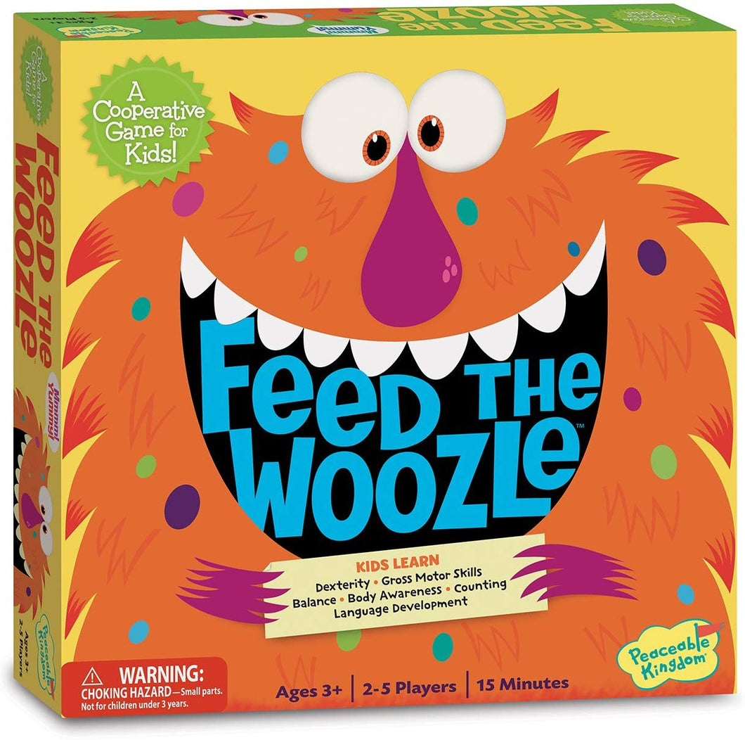 Image of Feed the Woozle Packaging