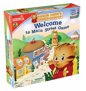 Image of Daniel Tiger's Welcome to Main Street Game