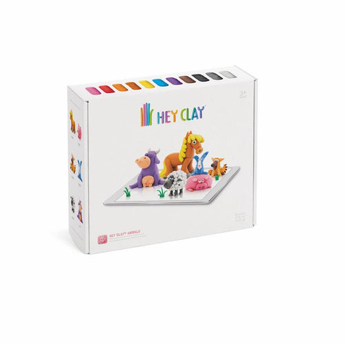 Image of Hey Clay Animals packaging