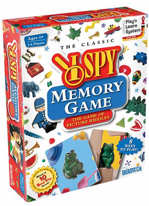 Image of I Spy Memory Game