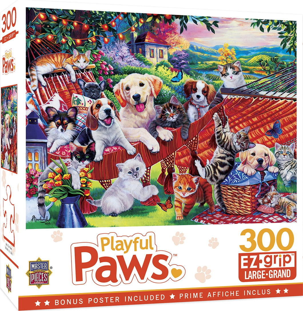 Image of A Lazy Afternoon Puzzle Packaging