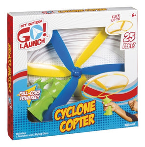 Image of Cyclone Copter in packaging